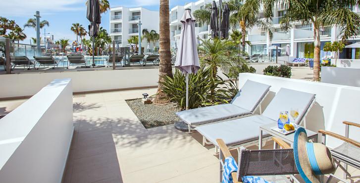 Hotel Limanaki Beach Ayia Napa Chypre