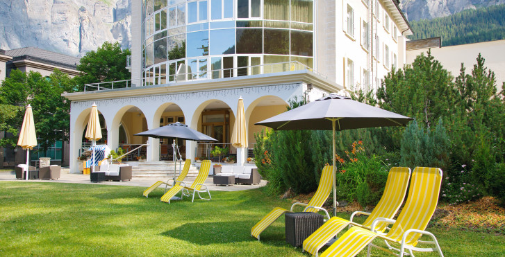Image 27815401 - Thermalhotels & Walliser Alpentherme (ex. Heliopark Hotels & Alpentherme)