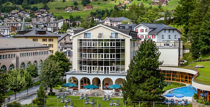 Image 27815406 - Thermalhotels & Walliser Alpentherme (ex. Heliopark Hotels & Alpentherme)