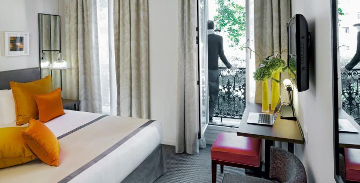 Bild 7761839 - Hotel Marais Bastille