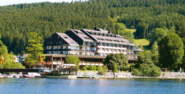 H tel maritim titisee for t noire vacances migros - Hotel en foret noire avec piscine ...