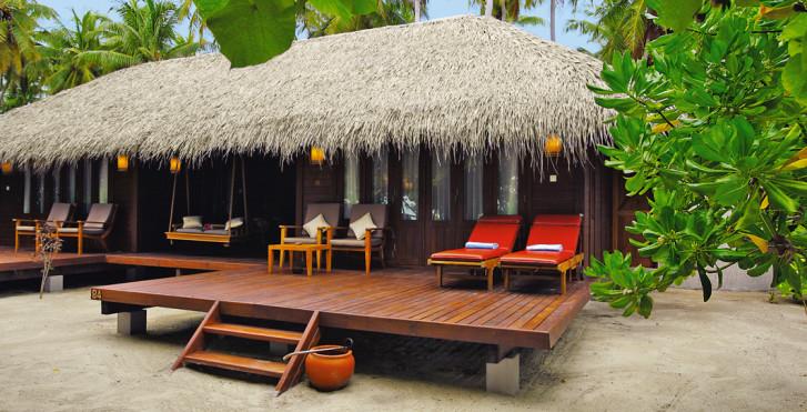 Villa Beach - Medhufushi Island Resort