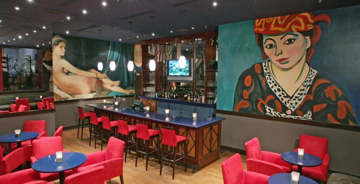 Gallery Bar - Novotel Ottawa