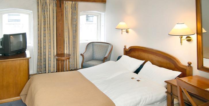 Exemple chambre double - Hôtel 71 Nyhavn