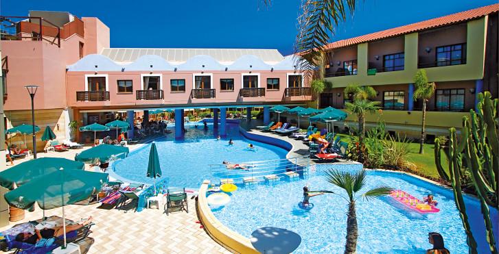 Bild 7615726 - Porto Platanias Beach Resort