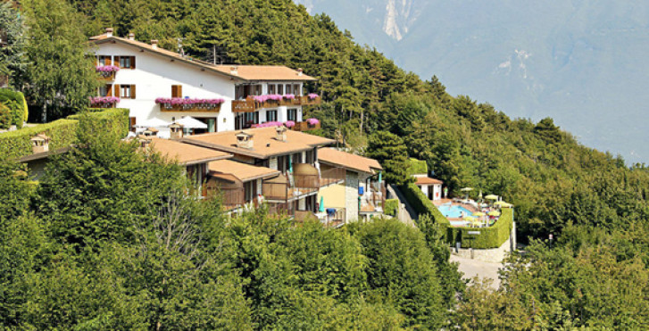 Bild 27400864 - Hotel-App. Panorama La Forca