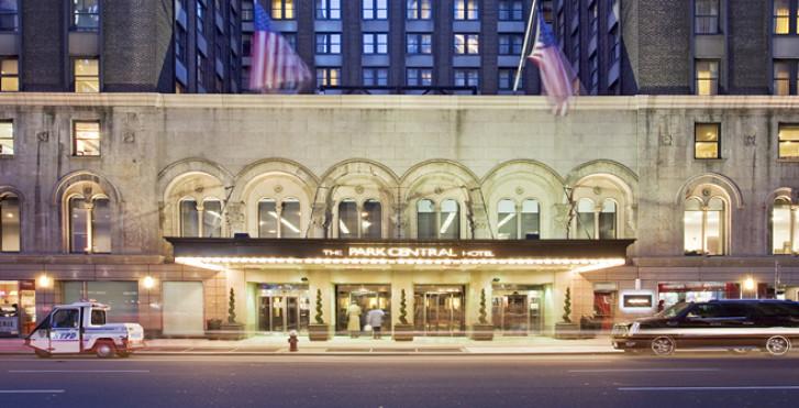 Image 26429931 - Park Central Hotel New York