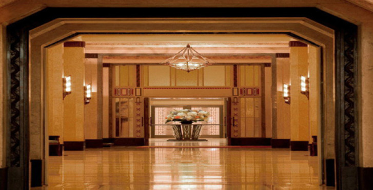 Bild 25864820 - Fairmont Peace Hotel Shanghai