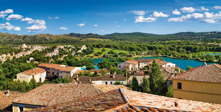 Bild 28584545 - Feriendorf P & V «Pont-Royal en Provence»