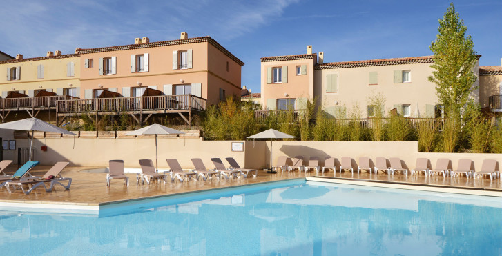Bild 28584549 - Feriendorf P & V «Pont-Royal en Provence»