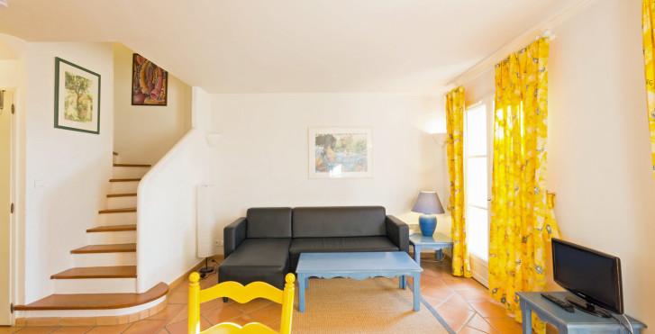 Bild 25762620 - Feriendorf P & V «Pont-Royal en Provence» - Appartements