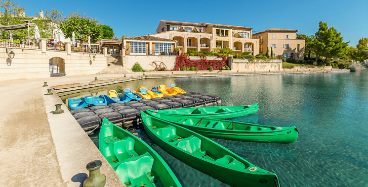 Bild 28326854 - Feriendorf P & V «Pont-Royal en Provence» - Appartements