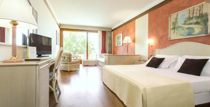 Suite junior - Résidence de vacances Poiano – hôtel