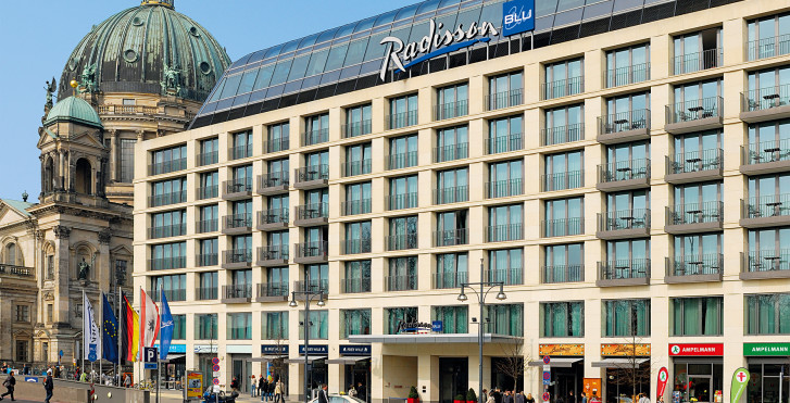 Image 26057245 - Radisson Blu Hotel Berlin