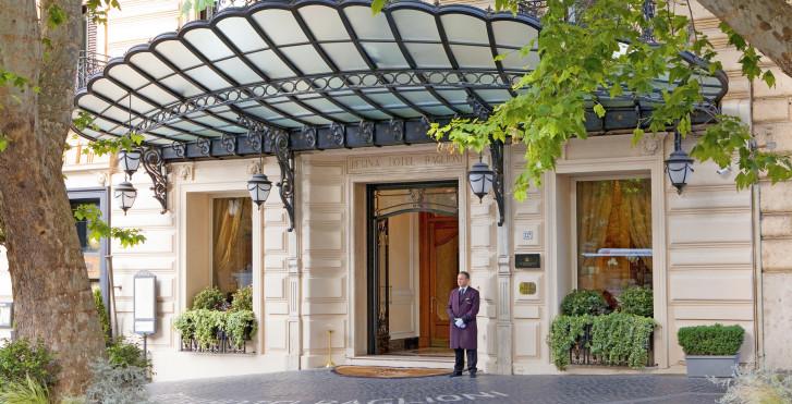 Bild 23635015 - Regina Hotel Baglioni