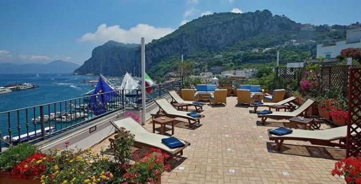 Hotel Relais Maresca Capri Tripadvisor