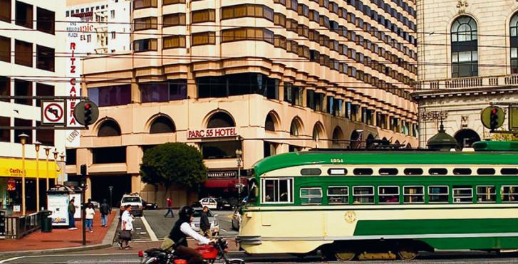 Bild 7972812 - Parc 55 Hotel - a Hilton Hotel