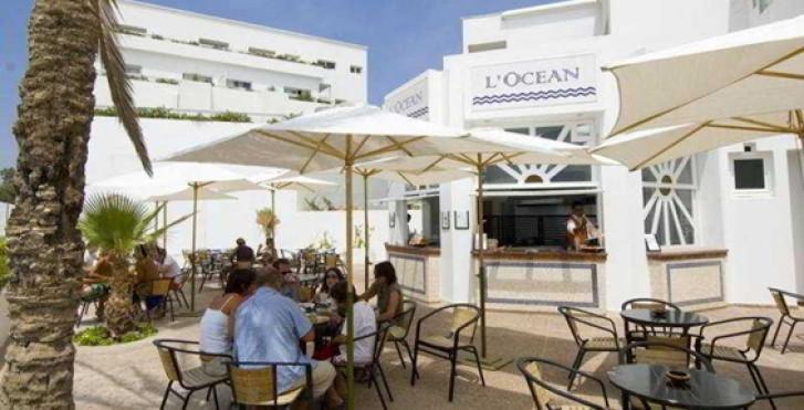 Hotel Decameron Tafoukt Beach Resort Agadir Marokko