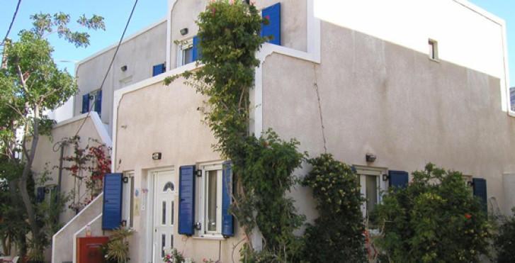 Bild 16812965 - Santorini Houses