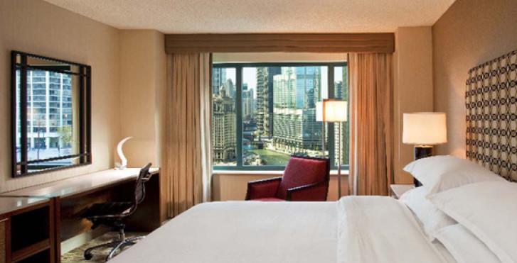 Sheraton Hotel And Towers Chicago Tripadvisor