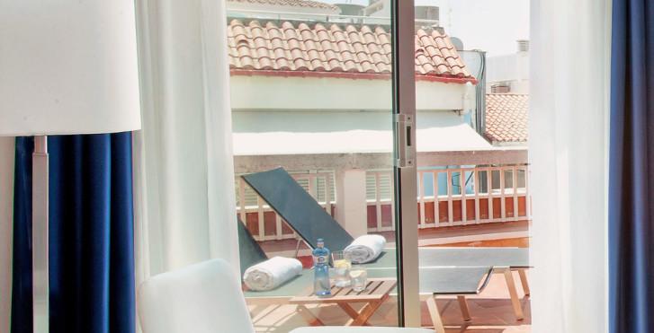 Bild 21742937 - Hotel Medium Sitges Park