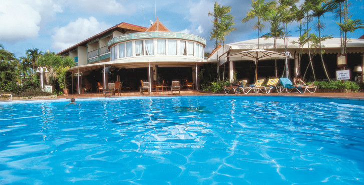 Bild 9497844 - Hotel Bakoua