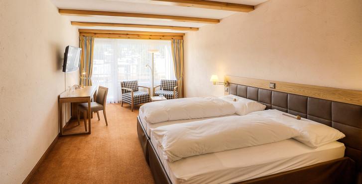 Doppelzimmer Superior Plus - Sunstar Alpine Hotel Lenzerheide - Sommer inkl. Bergbahnen