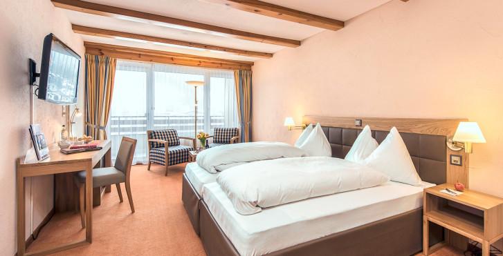 Doppelzimmer Superior - Sunstar Alpine Hotel Lenzerheide - Sommer inkl. Bergbahnen