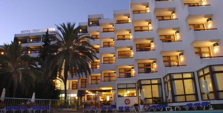 Bild 7140640 - Tres Torres Hotel