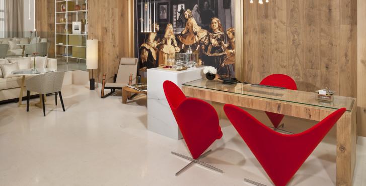 Image 26624653 - Gran Meliá Palacio de los Duques (ex. Tryp Madrid Ambassador Hotel)