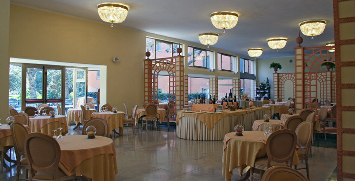 Grand Hotel Villa Balbi Ligurien