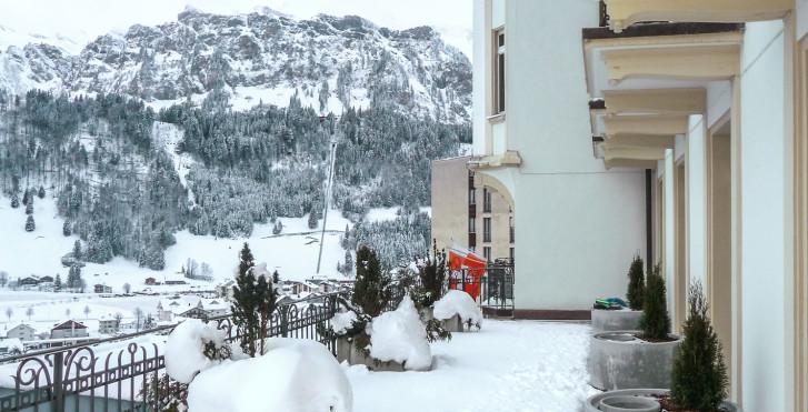 Bild 29487685 - Hotel Terrace (inkl. Skipass)