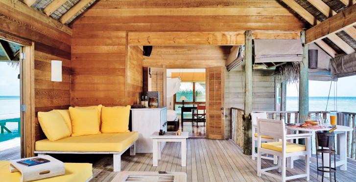 Soneva Gili Villa Suite - Gili Lankanfushi