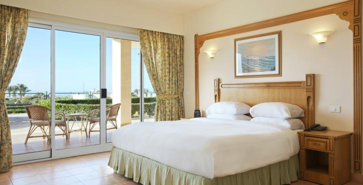 Doppelzimmer - Hilton Long Beach Resort