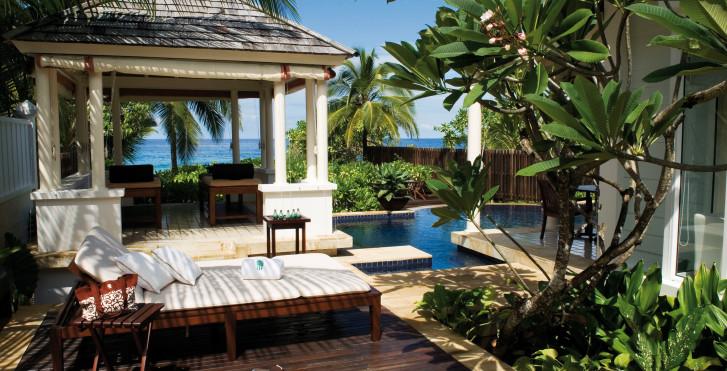 Two Bedroom Double Pool Villa - Banyan Tree Seychelles