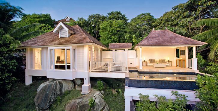 Ocean View Pool Villa - Banyan Tree Seychelles