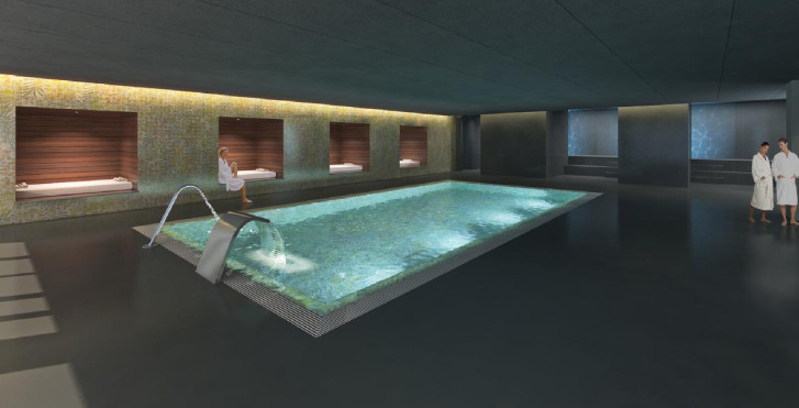 Bild 31468807 - Aqua Hotel Silhouette & Spa
