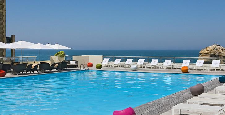 Bild 23907639 - Sofitel Biarritz le Miramar Thalassa Sea & Spa