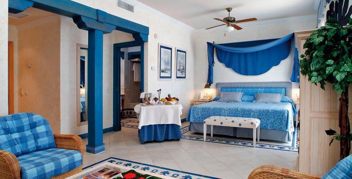 Exemple - Hôtel Volcan Lanzarote