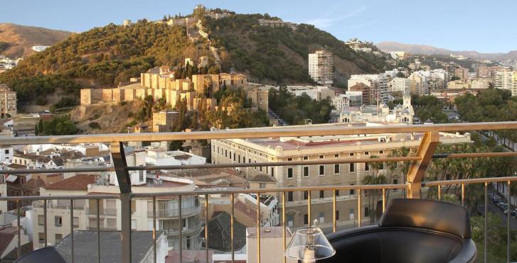 Image 13095676 - AC Malaga Palacio
