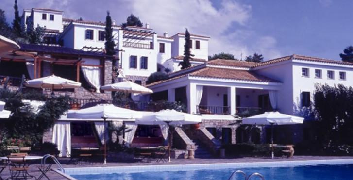 Bild 23513300 - Aegean Suites Hotel