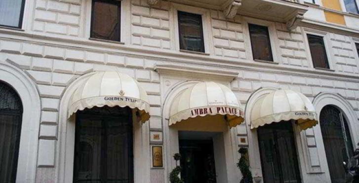 Image 12861085 - Best Western Ambra Palace