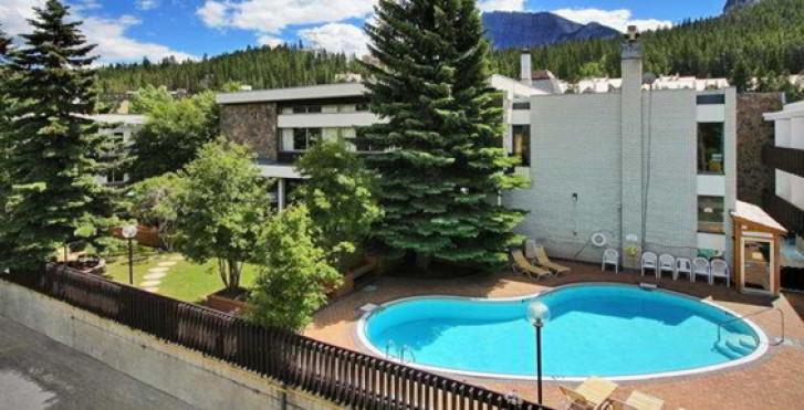 Bild 17388709 - Banff Voyager Inn