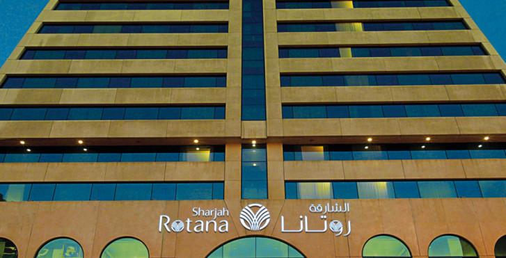 Bild 7435493 - Rotana Sharjah
