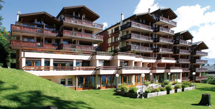 Image 8016583 - Helvetia Intergolf - hôtel