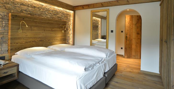 Doppelzimmer Rosshütte - Krumers Post Hotel & Spa