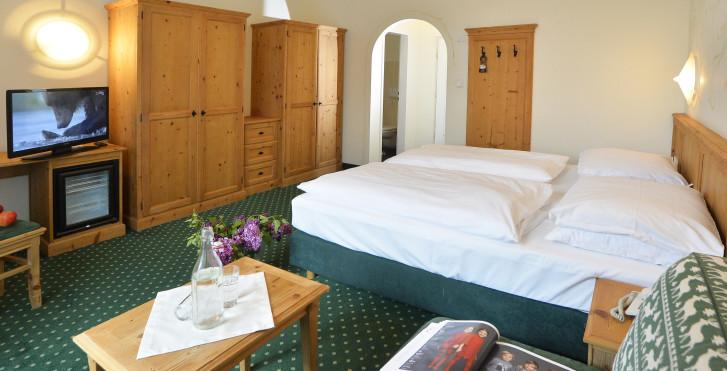 Doppelzimmer Alpine - Krumers Post Hotel & Spa