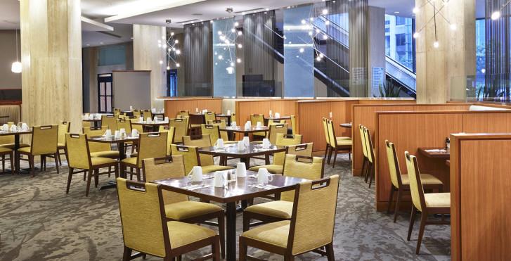 Allegro Restaurant - Hilton Québec