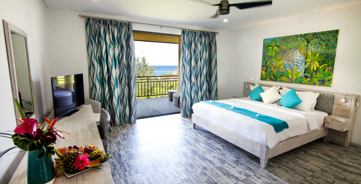 Ocean View Suite - Valmer Resort