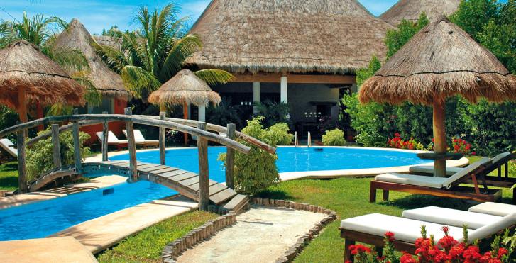 Villas hm paraiso del mar yucatan islands migros ferien for Villas hm paraiso del mar holbox tripadvisor